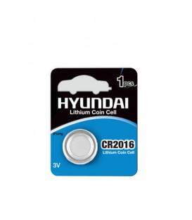 باتری آلکالاین لیتیوم هیوندای  مدل CR2016