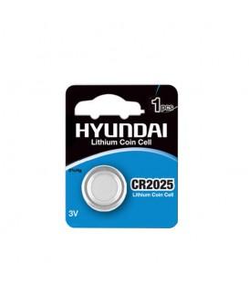 باتری  آلکالاین لیتیوم هیوندای  مدل CR2025