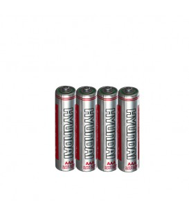 باتری کربن هیوندای نیم قلم چهارتایی شیرینک مدل R03