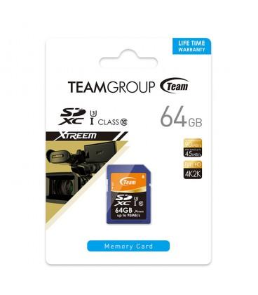 کارت حافظه تیم گروپ مدل SDHC/XC U3