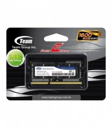 کارت حافظه تیم گروپ مدل DDR3 Sodim 1600