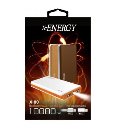 شارژر همراه ایکس انرژی مدل X-80