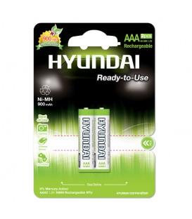 باتری شارژی نیم قلم دوتایی مدل هیبرید نیکل فلز هیوندای