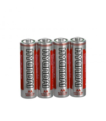 باتری کربن هیوندای قلم چهارتایی شیرینک مدل R6