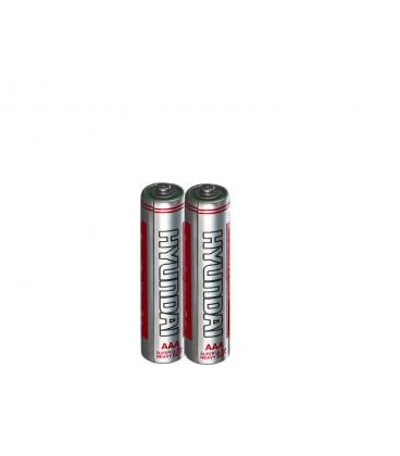 باتری کربن هیوندای نیم قلم دوتایی شیرینک مدل R03