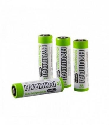 باتری شارژی قلم چهارتایی مدل هیبرید نیکل فلز هیوندای