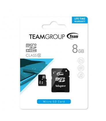کارت حافظه تیم گروپ مدل CL10 SDHC