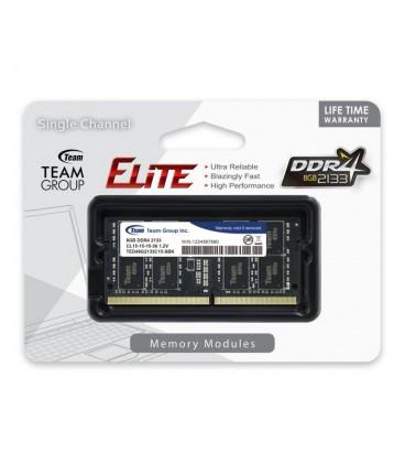 کارت حافظه تیم گروپ مدل DDR4 SODIM 2133