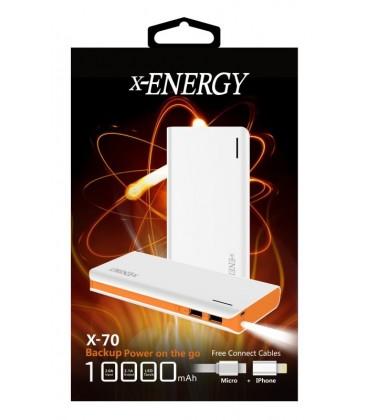شارژر همراه ایکس انرژی مدل X-70